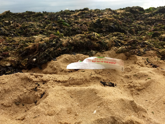 Discarded Crisp Packet Sparks Riots in Thanet