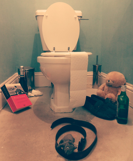 """""""My Unflushed Toilet"""" - Stacey Lemming's Artwork Coming To Thanet Gallery"""