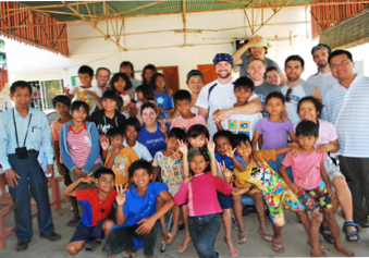 Metro Manila Chiropractor Leads Chiropractic Mission Trip to Cambodia