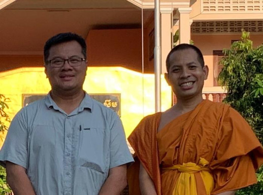 Cambodia Chiropractic Outreach 2019