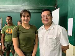 Metro Manila Chiropractor with Jovelyn Gonzaga