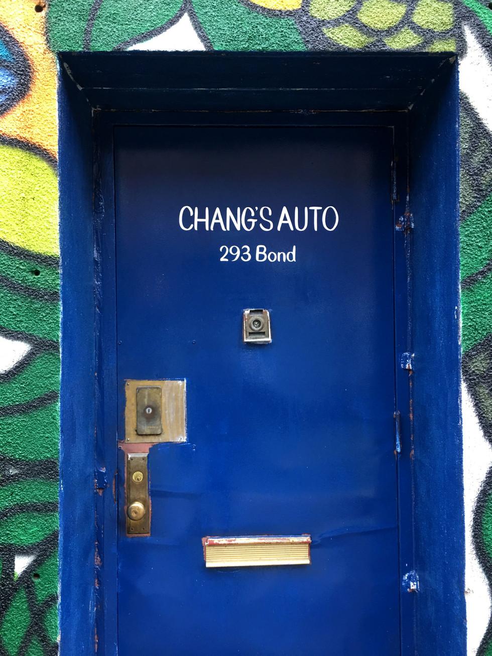 Changs Auto Door