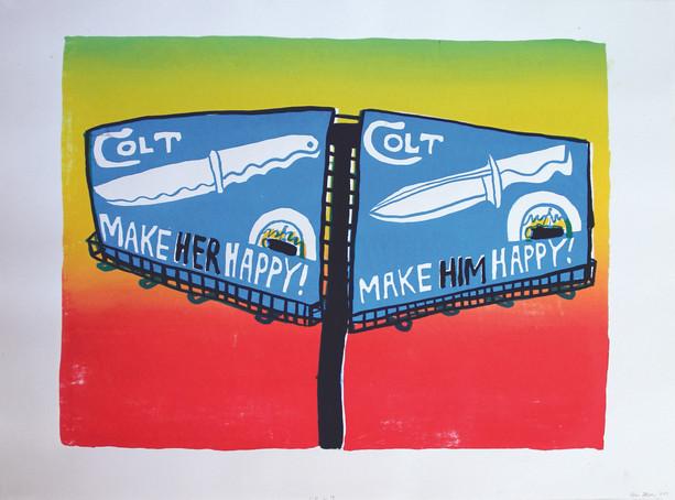 Colt Billboard