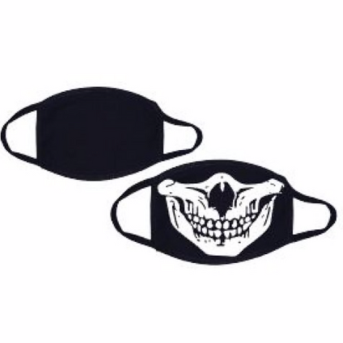Face Cover - Black