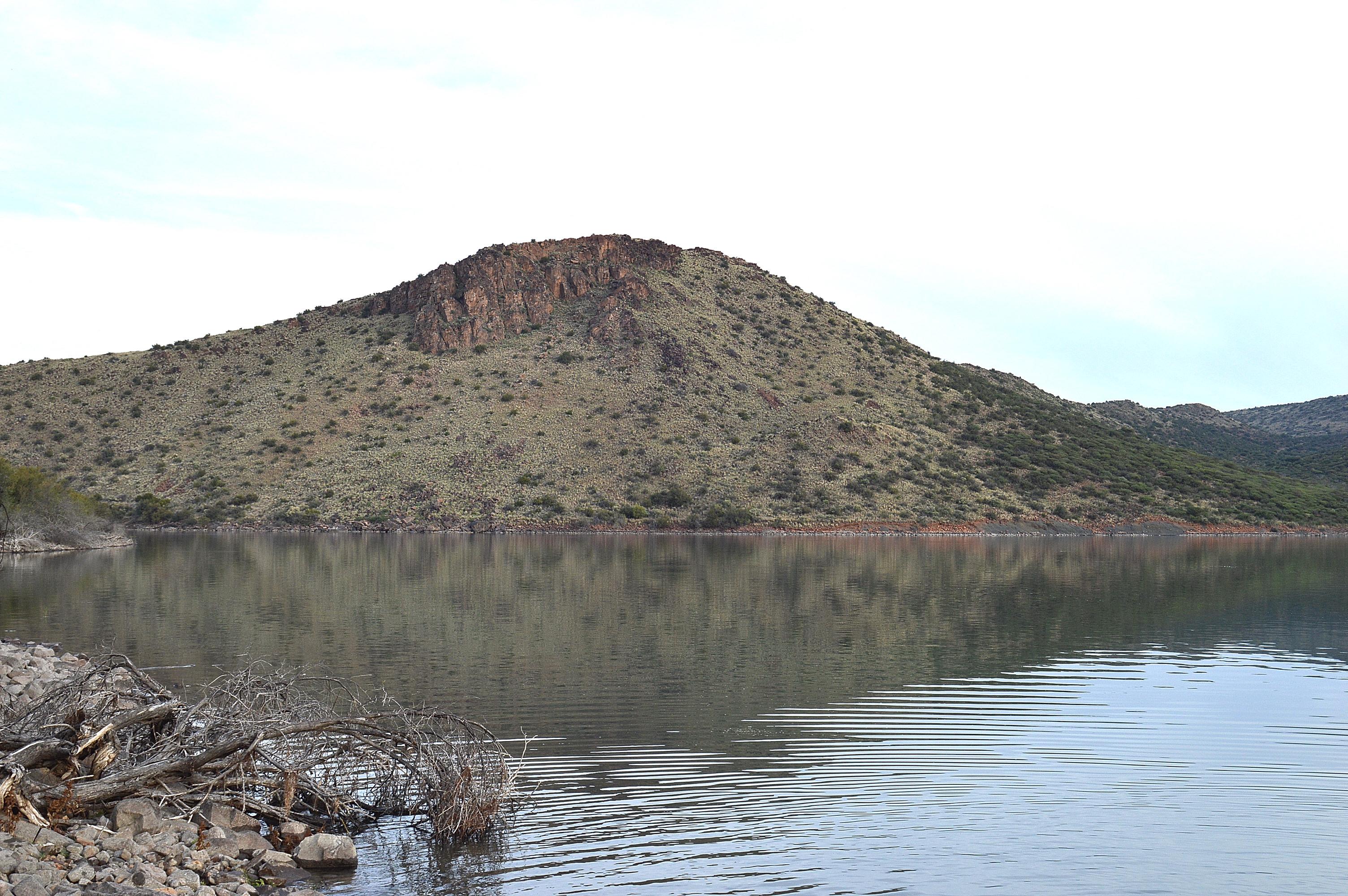 Visvang gebied