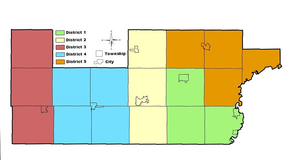Sibley SWCD District Zoning