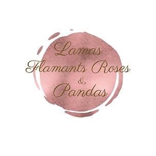 chambre fille thème lama flamant rose panda