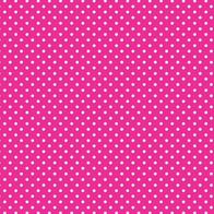 RM2 - Rose motif pois