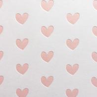 RM5 - Rose motif Coeur