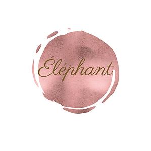 Chambre bébé fille éléphant