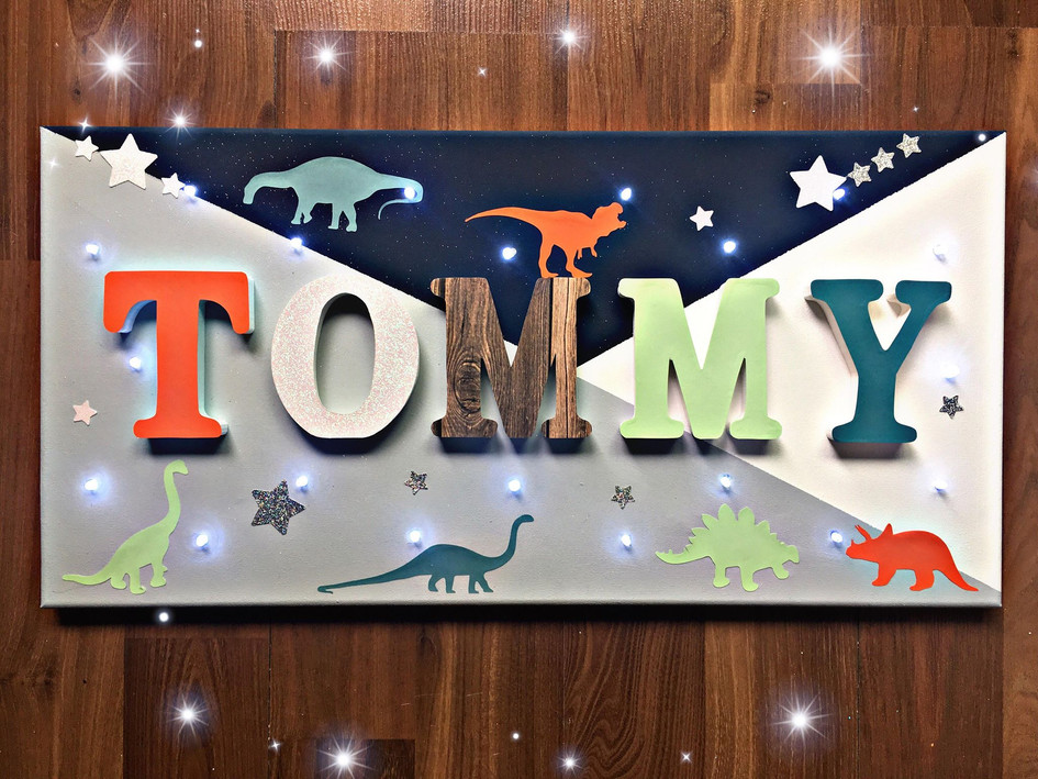 Toile Lumineuse - Tommy 2