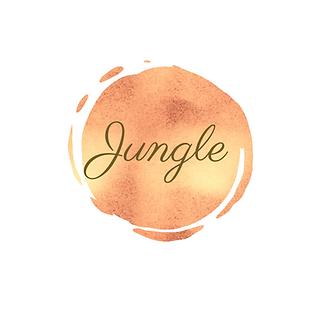 Chambre garçon thème jungle