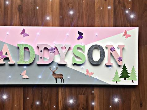 Toile Lumineuse - Maddyson