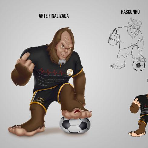 Pé grande Futebol Clube