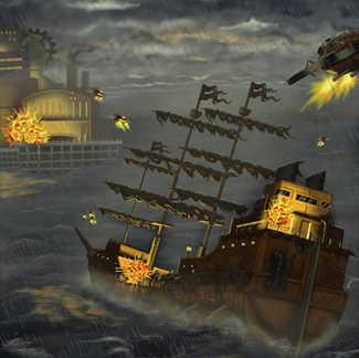 Ataque ao Navio