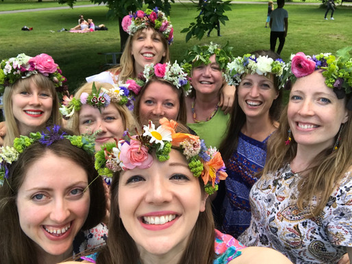 Hen Parties and celebrations