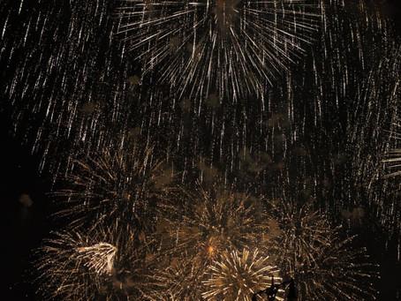 Como fotografar fogos de artifício