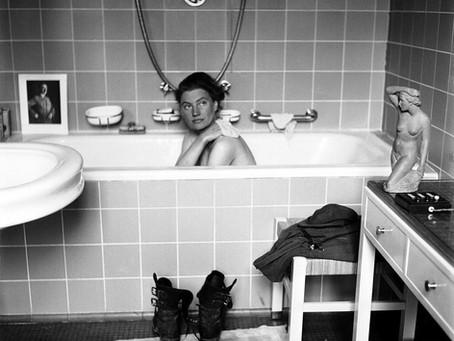 Lavei a sujeira de Dachau na banheira dele!