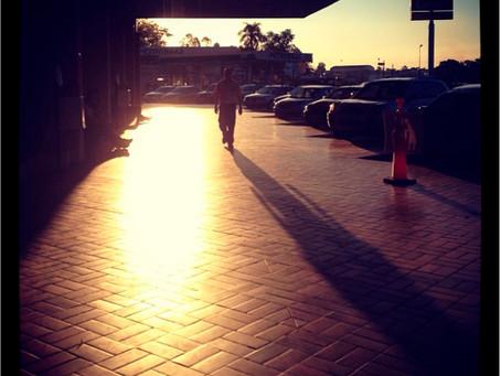 O segredo por trás da fotografia de pôr do sol!
