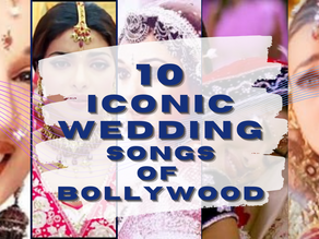 Top 10 Iconic Wedding Songs Of Bollywood