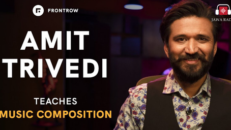 Learn Music Composition From Amit Trivedi