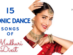 15 Iconic Dance Songs of Madhuri Dixit