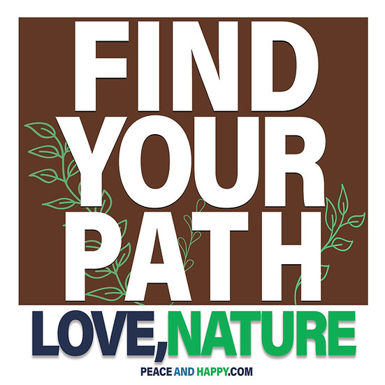UP-WORD Sticker~Find Your Path
