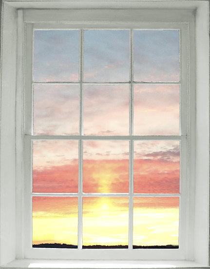 Sky Window- Portrait Orientation