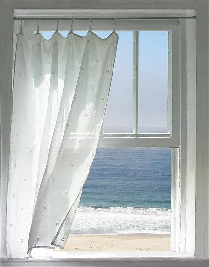 Ocean Morning Window- Portrait Orientation