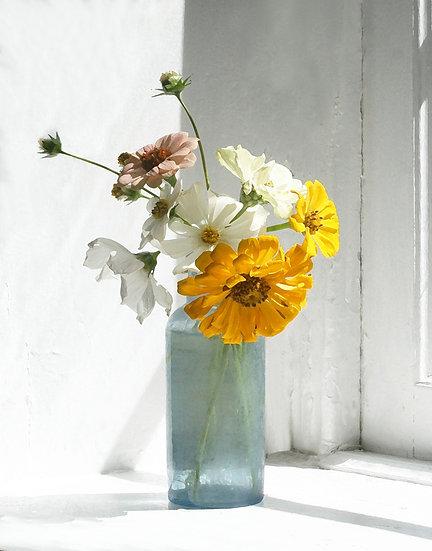 Summer Yellows- Portrait Orientation