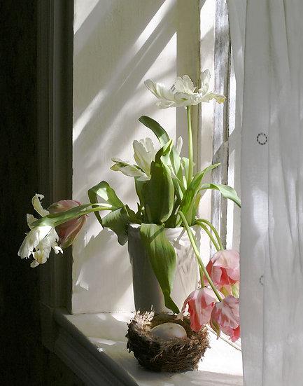 Vermeer Tulips - Portrait Orientation