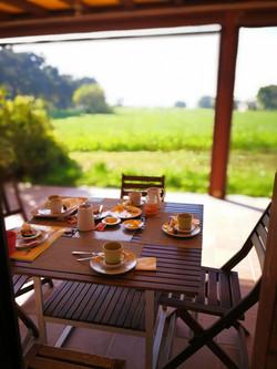 colazione portico