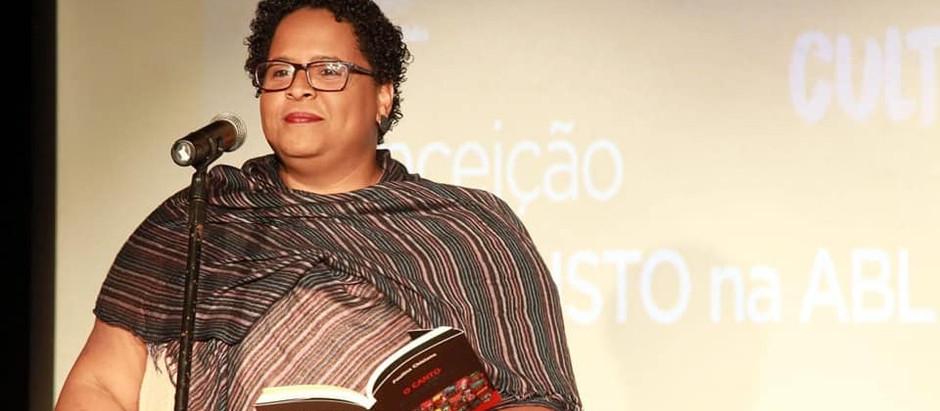 Ludmilla Lis e a literatura afro-brasileira, no Chá com Livros