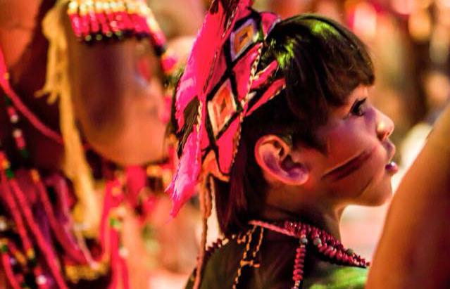 Convergência de culturas marca Palmas antes da abertura dos Jogos