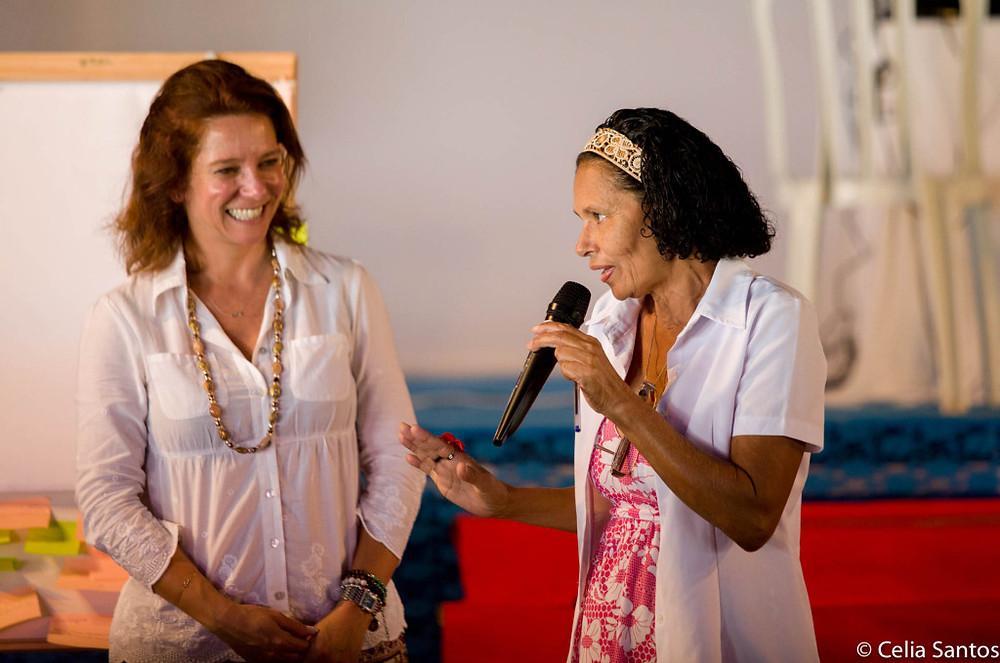 As mulheres de Laranjeiras, no Sergipe, já deram exemplo de engajamento. |Foto: Celia Santos/Instituto Mpumalanga