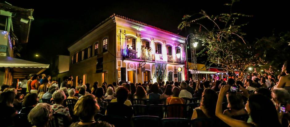 Com festa, Instituto Mpumalanga abre Casa Brasileira em São Sebastião