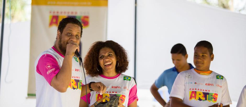 Atento ao movimento transformador, Kamau aplaude Caravana
