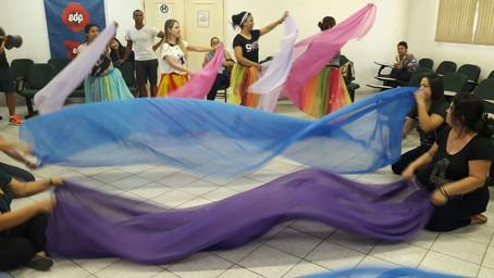 Viva com Arte trabalha ser integral pela dança