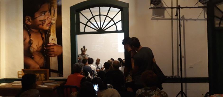 """Filme """"Martírio"""" inaugura sessões de vídeo na Casa Brasileira"""