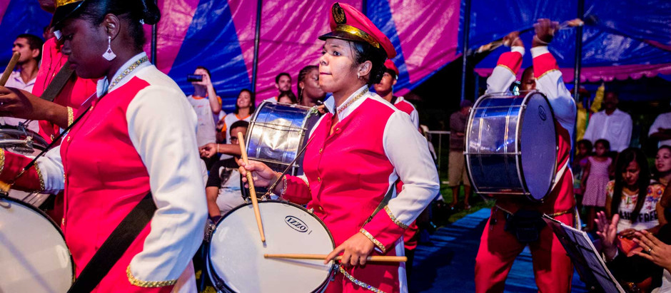 Bandas de Laranjeiras marcam noite de Abertura da quarta etapa anual