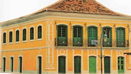 Casa Brasileira preserva patrimônio histórico