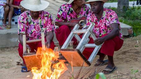 O Samba do Véio, a tradição centenária que requebra senhoras