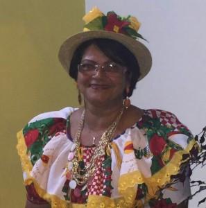 Dona Sessé é uma das sambistas da Mussuca, comunidade quilombola do Samba de Pareia. (Foto: Arquivo pessoal)
