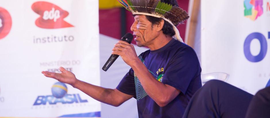 """""""Mata Atlântica só está preservada porque existe indígena"""", afirma líder Guarani"""