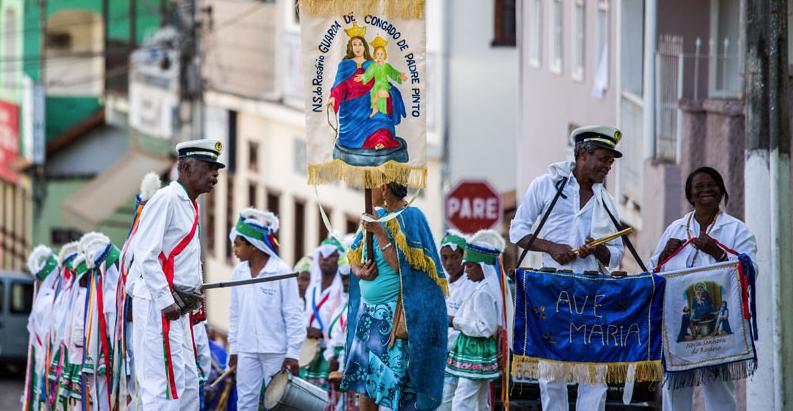 Variedades de ritmos mostram múltiplas culturas brasileiras