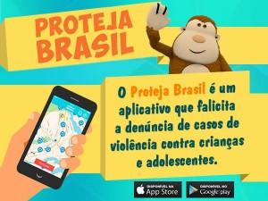 Aplicativo Proteja Brasil