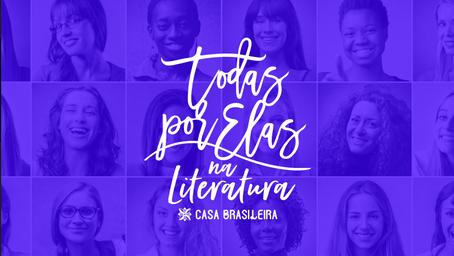A Teus Pés, de Ana Cristina César, abre a temporada de 2020 do Todas por Elas na Literatura