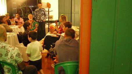 Janaína de Figueiredo: Nós do Axé