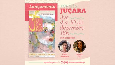 Escritoras de São Sebastião lançam JUÇARA, revista literária online sobre os clássicos da literatura