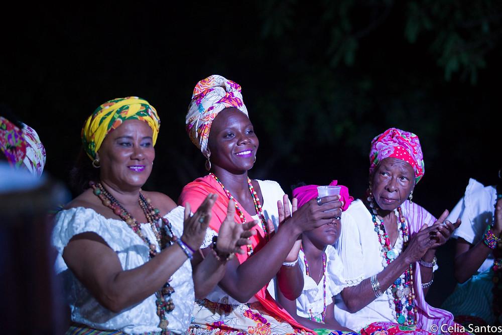 Raízes africanas também estão na cultura brasileira.